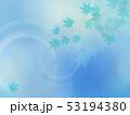 和柄 夏 葉のイラスト 53194380