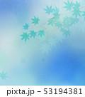和柄 夏 葉のイラスト 53194381