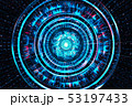 Futuristic Technology Background. Outer Space 53197433