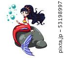 マンガ 漫画 おとぎ話のイラスト 53198997