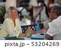 Romantic moments of mature love 53204269