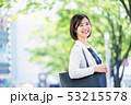 ビジネスウーマン 女の人 アジア人の写真 53215578