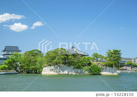 日本三景松島 松島 五大堂 53228150