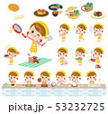 Pink clothing girl_cooking 53232725