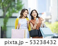 ショッピング 買い物 携帯の写真 53238432
