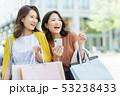 ショッピング 紙袋 ショッピングバッグの写真 53238433