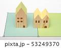 土地 建物 不動産 越境 境界トラブル イメージ 53249370