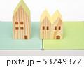 土地 建物 不動産 越境 境界トラブル イメージ 53249372