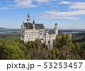 ノイシュヴァンシュタイン城 白鳥城 ドイツ ヨーロッパ 53253457