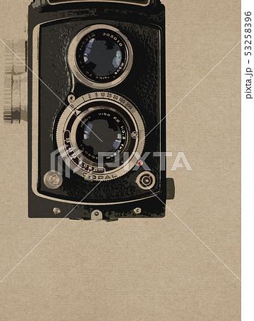 背景-カメラ-レトロ 53258396
