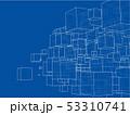 立体 3D 3Dのイラスト 53310741