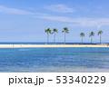 【ハワイ】ワイキキビーチ 53340229