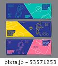 Template Sport Layout Design, Flat Design, single 53571253
