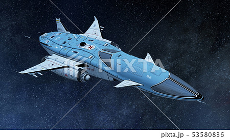 宇宙船 53580836