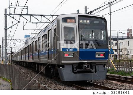 西武新宿線 6000系 53591341