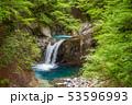 新緑の西沢渓谷 恋糸の滝 53596993