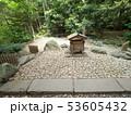 埼玉県 武蔵一宮氷川神社 蛇の池 53605432