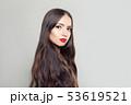 髪 毛 ヘアの写真 53619521