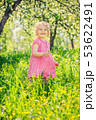 女の子 女児 女子の写真 53622491