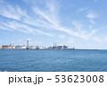 海 プラント 工場 発電所 港 コンビナート 53623008