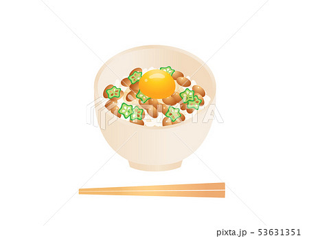 納豆ご飯 53631351