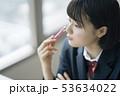 アジア人 女性 女の子の写真 53634022