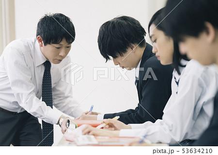 高校生 勉強 塾 予備校 53634210