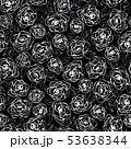 花 植物 花柄のイラスト 53638344