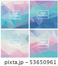 Triangle vector backgrounds 53650961
