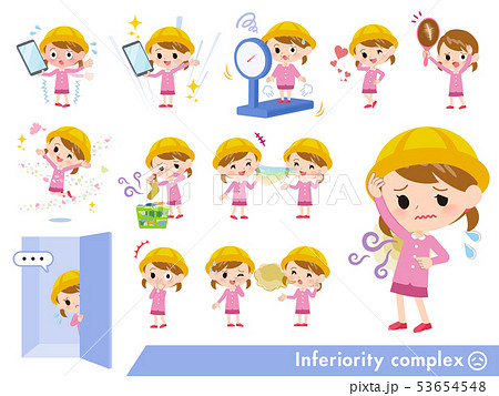 Nursery school girl_complex 53654548