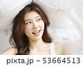 女性 若い女性 アジア人の写真 53664513