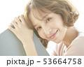 女性 人物 ポートレートの写真 53664758