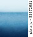 背景-和-和風-和柄-和紙-夏-涼-青-グラデーション 53672681