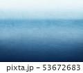 背景-和-和風-和柄-和紙-夏-涼-青-グラデーション 53672683