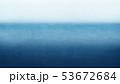 背景-和-和風-和柄-和紙-夏-涼-青-グラデーション 53672684