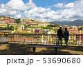Landscape of the Beautiful Medieval Italian Genoa 53690680