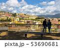 Landscape of the Beautiful Medieval Italian Genoa 53690681