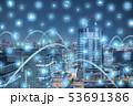 ネットワーク 53691386