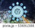 ネットワーク 53691388
