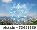 ネットワーク 53691389