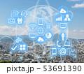 ネットワーク 53691390