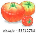 洗い立てトマト 53712738