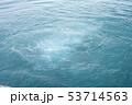 海 アブストラクト 抽象の写真 53714563