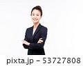 キャリアウーマン ビジネスウーマン 女性の写真 53727808