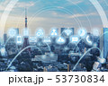 sns ソーシャルネットワーキング ネットワークの写真 53730834