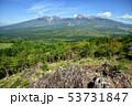 長野県 野辺山高原 平沢峠 しし岩からの八ヶ岳 53731847