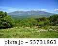 長野県 野辺山高原 平沢峠からの八ヶ岳 53731863