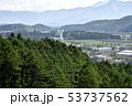 長野県 平沢峠からの野辺山宇宙電波観測所 53737562