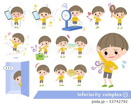 Yellow clothing boy_complex 53742792
