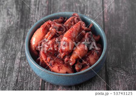 Sweet Fried Squid Thai Recipe. 53743125